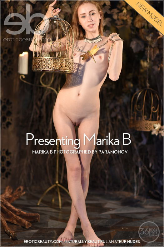 Presenting Marika B
