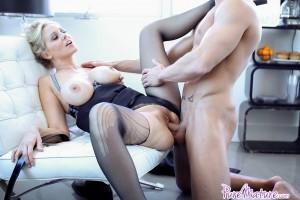 Pure Mature Julia Ann in Pleasure Before Business