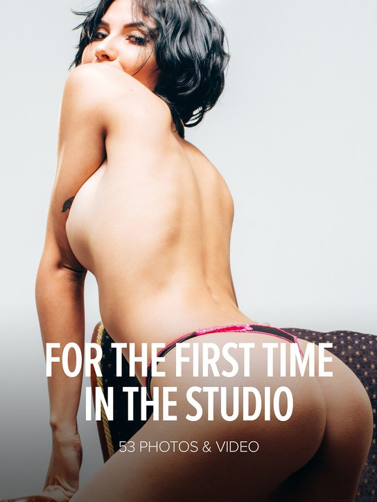 Natali Leon – For The First Time In The Studio