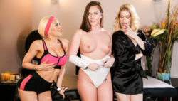 Two is Better Than One – Maddy O'Reilly & Charlotte Stokely & Luna Star